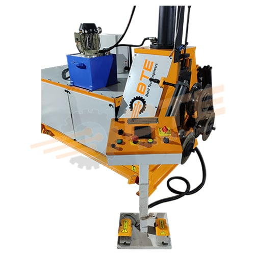 heavy duty three roller pipe bending machine manufacturers in india